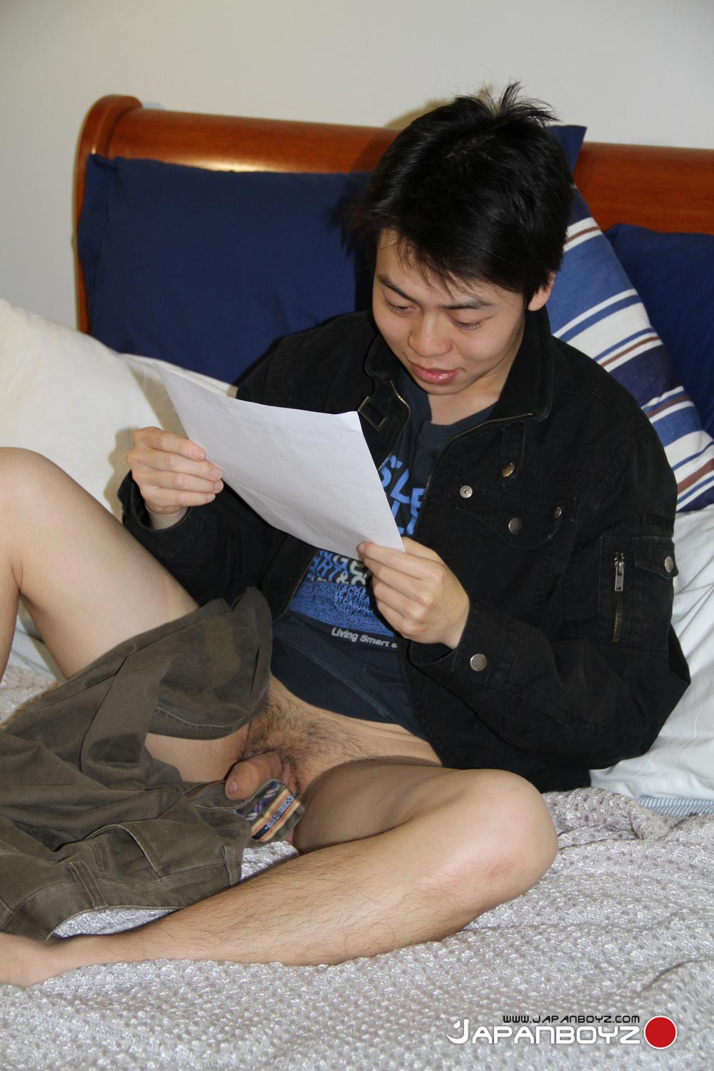 JapanBoyz Suzuki Asian Twink With Big Uncut Cock Jerking Off Amateur Gay Porn 08 Amateur Japanese Twink Suzuki Strokes His Big Uncut Asian Cock