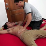 Gay Asian Twinkz Bareback Twinks With an ass full of cum Amateur Gay Porn 03 150x150 Amateur Straight Asian Twink Gets Barebacked and Creamed In The Ass