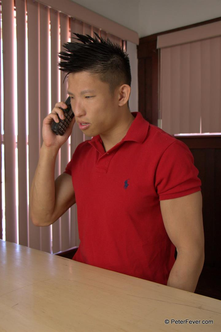 Peter Fever The Asiancy Peter Lee and Jessie Colter Big Cock Asian Guy Fucking White Muscle Guy Amateur Gay Porn 01 Big Asian Cock Stud Fucks A White Muscle Guy In His Bubble Butt