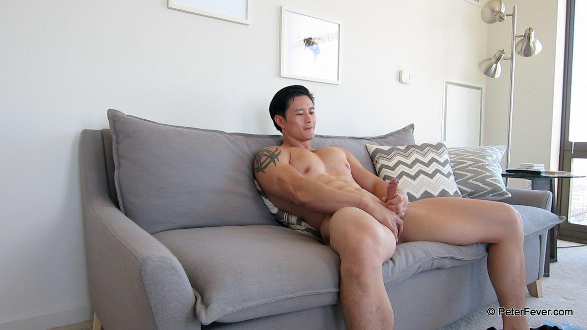 PeterFever Peter Le Big Asian Cock In Jock Jerking Off Amateur Gay Porn 17 Amateur Peter Le Playing With His Tight Ass And Big Asian Cock