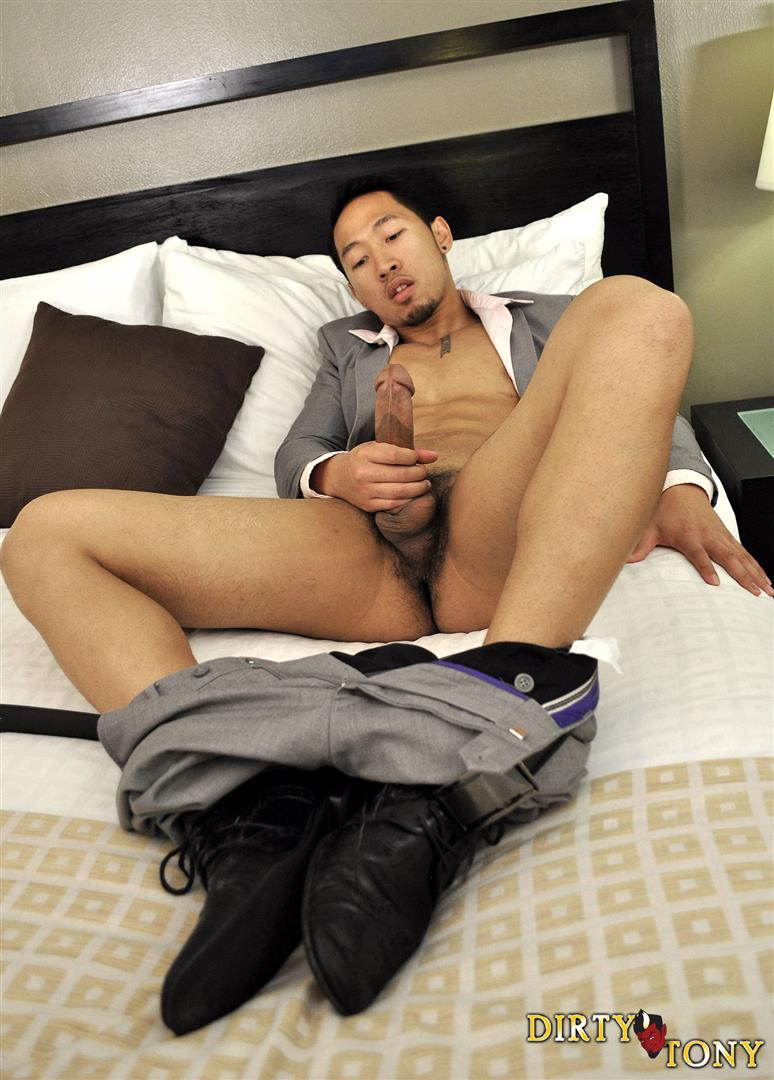 Dirty-Tony-Ryan-Allen-Asian-Guy-In-Suit-With-A-Big-Asian-Cock-Jerk-Off-Amateur-Gay-Porn-04 Amateur Asian Guy In Business Suit Stroking His Huge Asian Cock