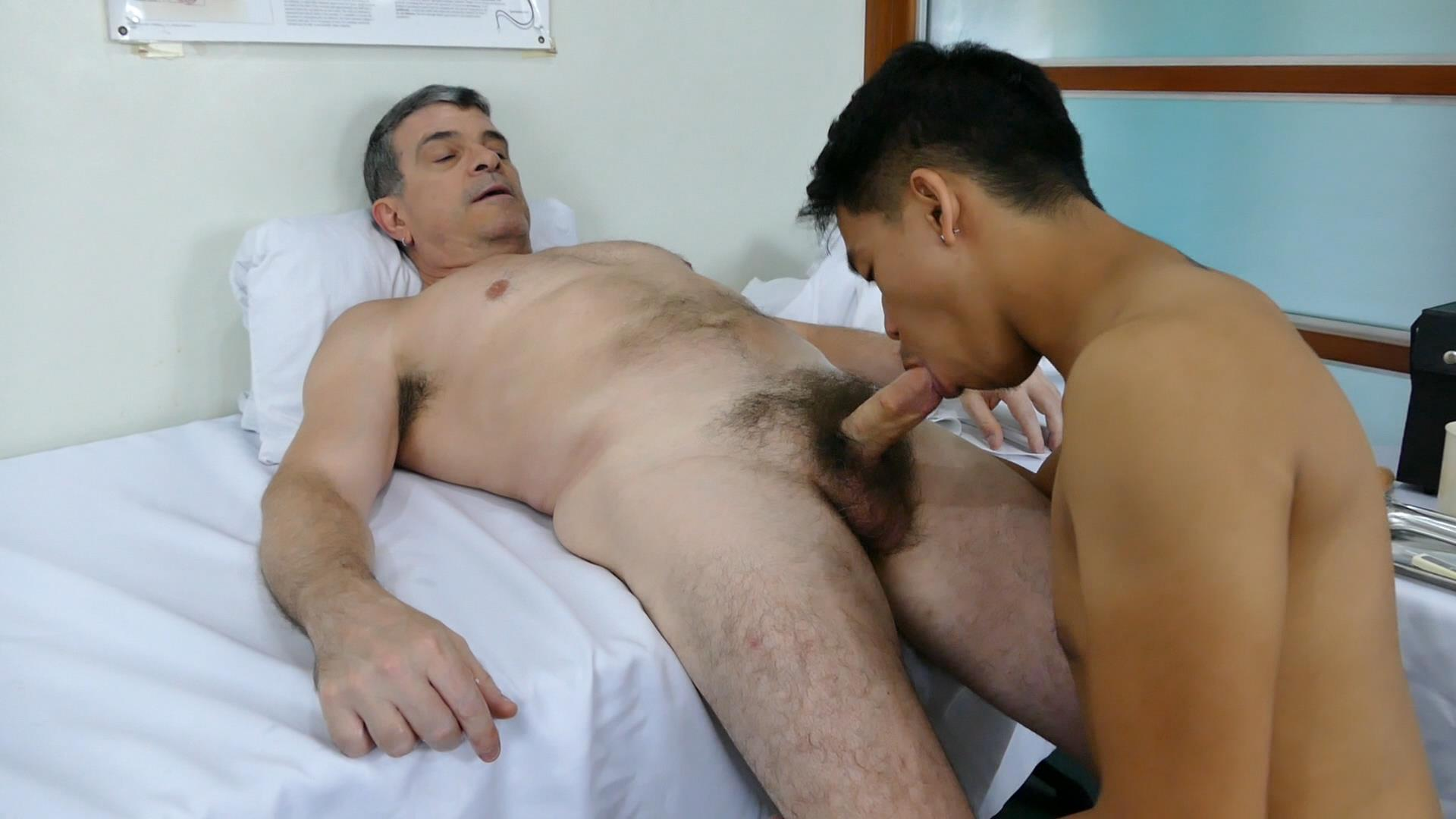 Daddys-Asians-Twink-Gets-Bareback-Fucked-By-Older-Man-16 Horny Asian Boy Takes A Hairy Daddy Dick Raw Up The Ass